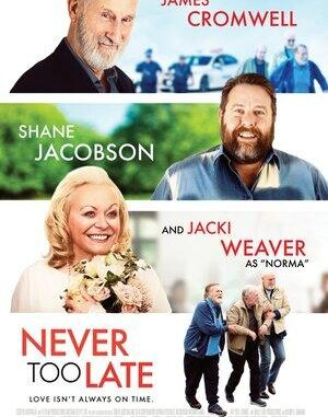 Download Never Too Late (2020)