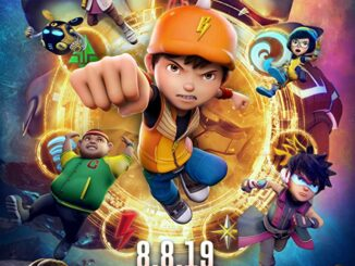 Download BoBoiBoy Movie 2 (2019)