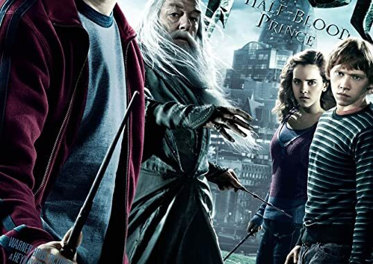 Download Harry Potter and the Half-Blood Prince (2009)