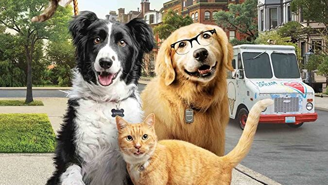 Download Cats & Dogs 3: Paws Unite (2020)
