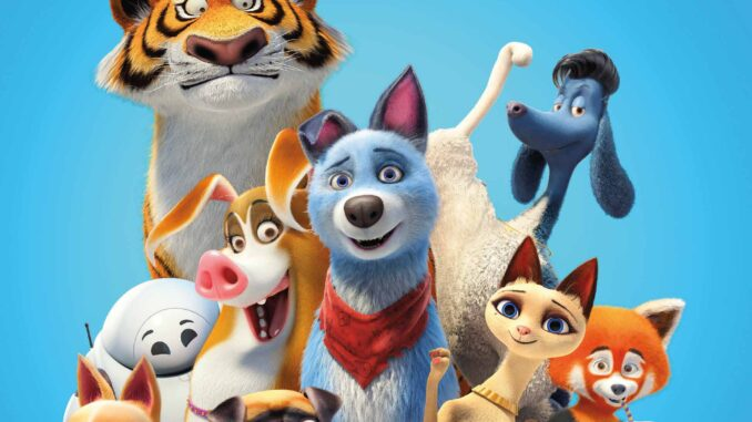 Download Pets United (2019)