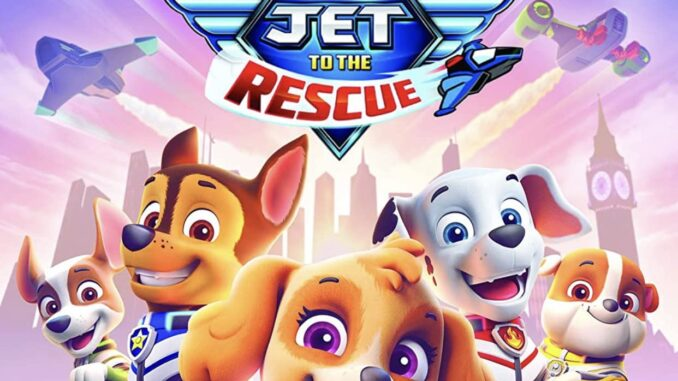 Download Paw Patrol: Jet to the Rescue (2020)