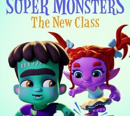 Download Super Monsters: The New Class (2020)