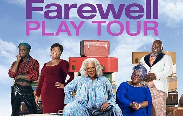Download Tyler Perrys Madeas Farewell Play (2020)
