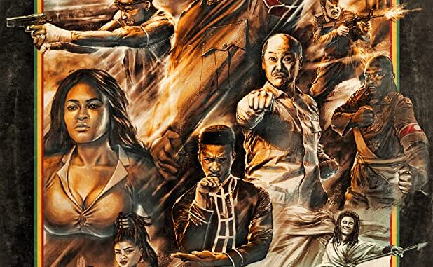 Download African Kung-Fu Nazis (2019)