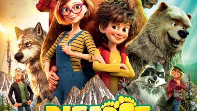 Download Bigfoot Family (2020) Movie