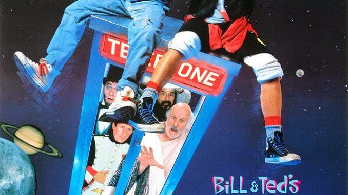 Download Bill & Teds Excellent Adventure (1989) Movie Free