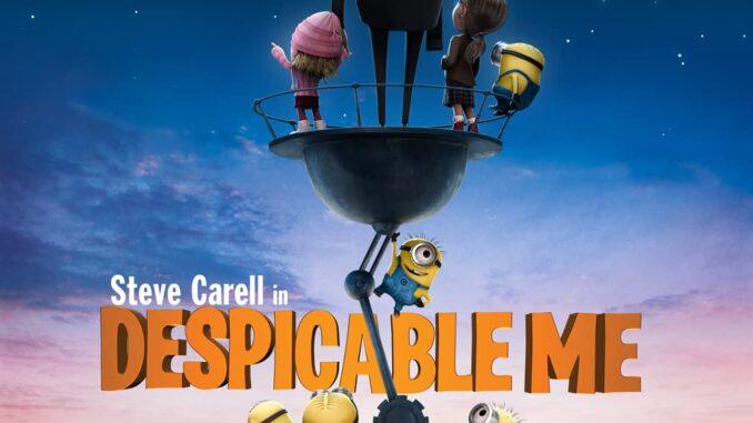 Download Despicable Me (2010)