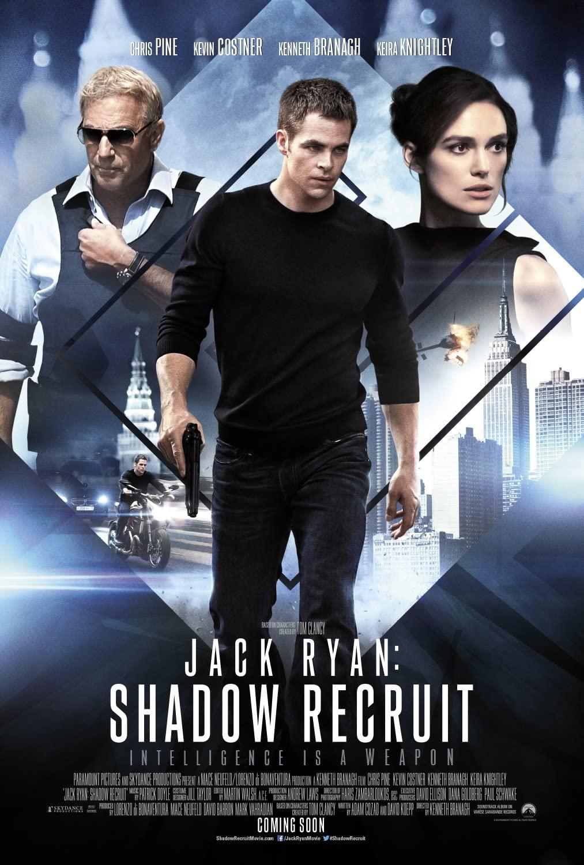 Download Jack Ryan: Shadow Recruit (2014) Movie Free