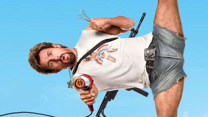 Download You Dont Mess with the Zohan (2008)