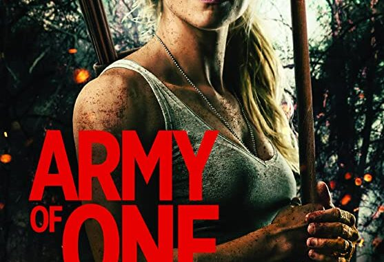Download Army of One (2020) Movie Free