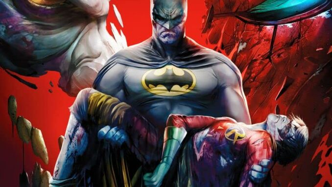 Download Batman: Death in the Family (2020) Movie Free