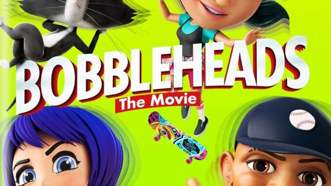Download Bobbleheads: The Movie (2020) Movie Free