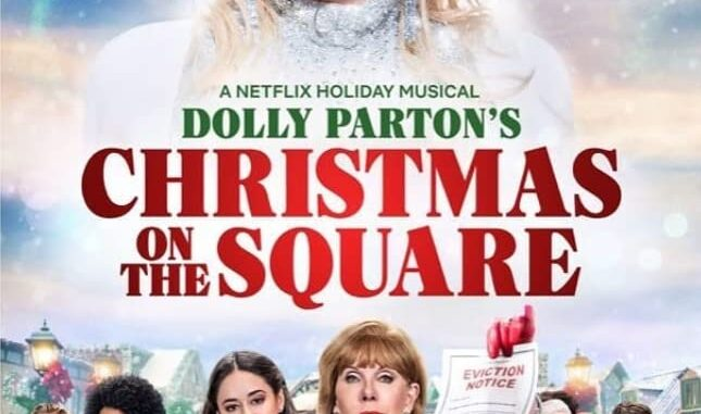 Download Christmas on the Square (2020) Movie Free