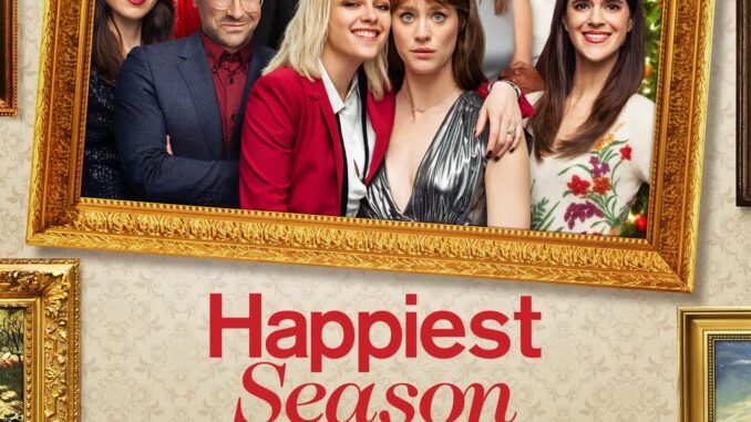Download Happiest Season (2020) Movie Free