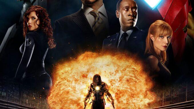 Download Iron Man 2 (2010) Movie Free