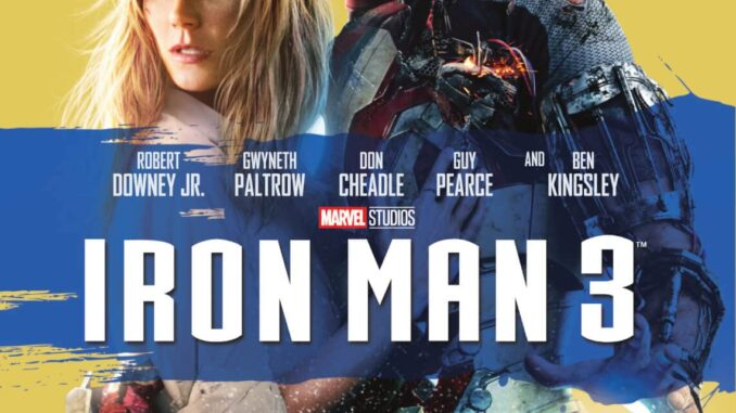 Download Iron Man 3 (2013) Movie Free