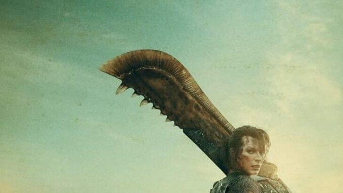Download Monster Hunter (2020) Movie Free