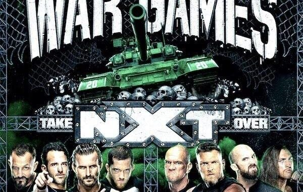 Download NXT TakeOver: WarGames IV (2020) Movie Free