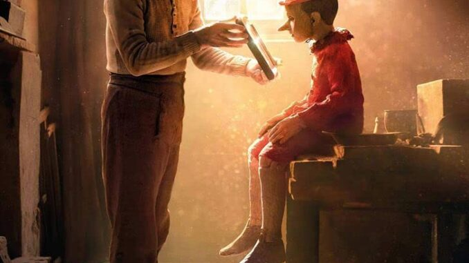 Download Pinocchio (2019) Movie Free