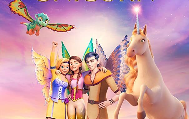 Download The Fairy Princess & the Unicorn (2019) Movie Free