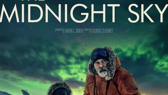 Download The Midnight Sky (2020) Movie Free