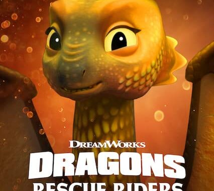 Download Dragons: Rescue Riders: Hunt for the Golden Dragon (2020) Full Movie Free