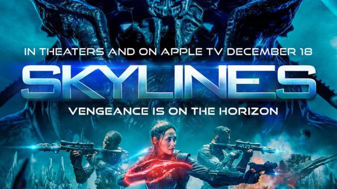 Download Skylines (2020) Movie Free