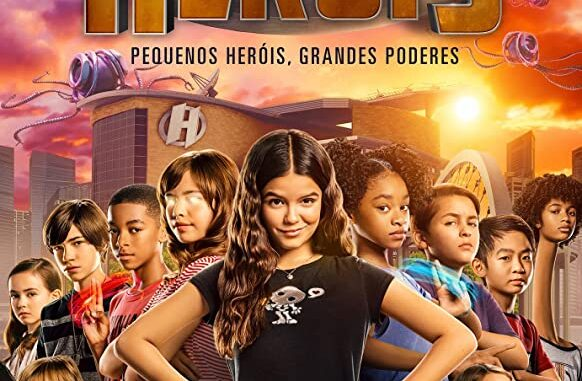 Download We Can Be Heroes (2020) Movie Free