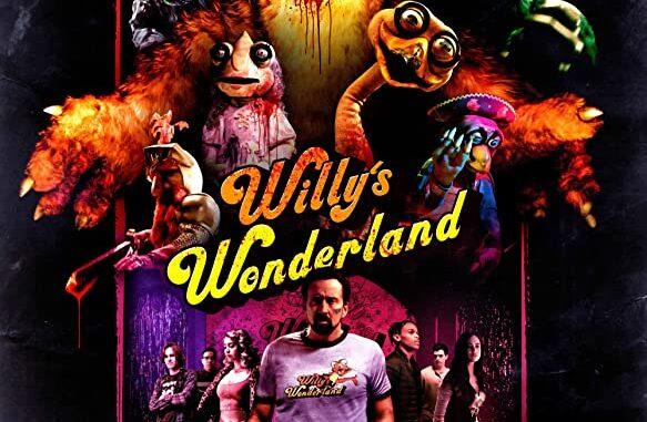 Download Willys Wonderland (2021) Full Movie Free