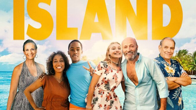 Download Dolphin Island (2021) Full Movie Free