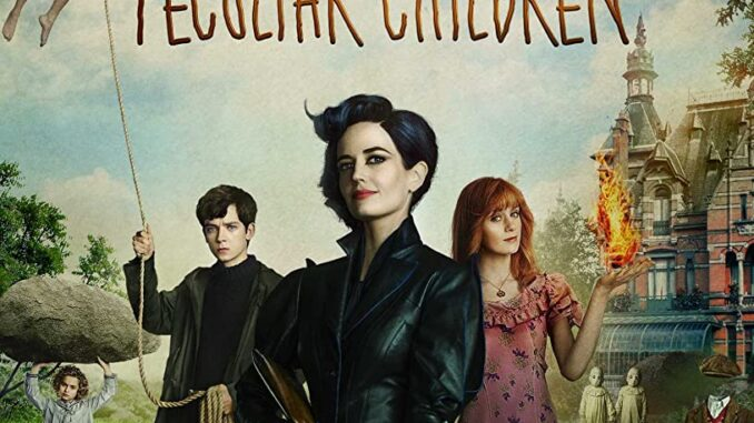 Download Miss Peregrines Home for Peculiar Children (2016) Full Movie Free
