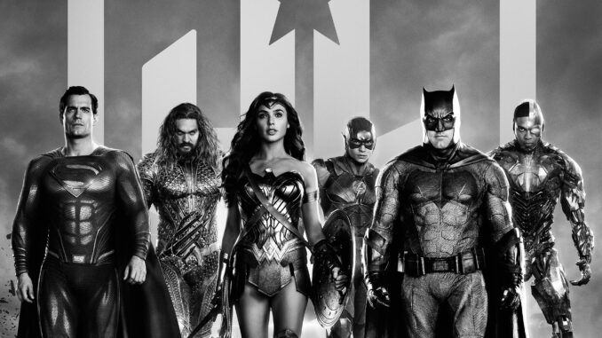 Download Zack Snyder's Justice League (2021) Full Movie Free