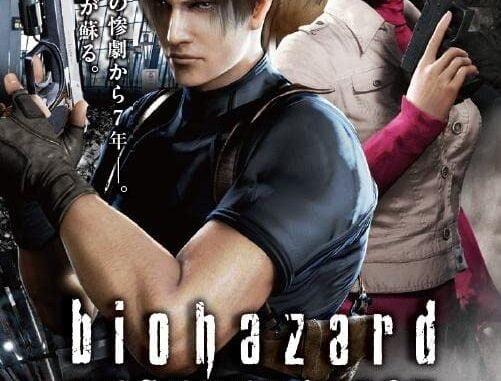 Download Resident Evil: Degeneration (2008) Full Movie Free