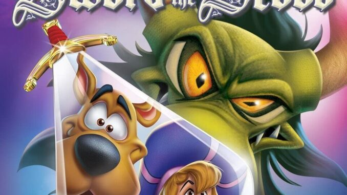 Download Scooby-Doo! The Sword and the Scoob (2021) Full Movie Free
