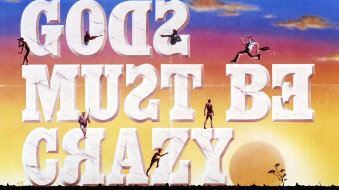 Download The Gods Must Be Crazy (1980) Full Movie Free