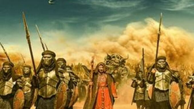 Download The Legend of Loulan: Ghost Army (2021) Full Movie Free