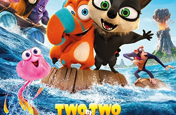 Download Two by Two: Overboard! (2020) Full Movie Free