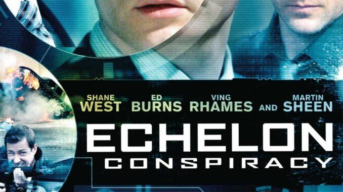 Download Echelon Conspiracy (2009) Full Movie Free