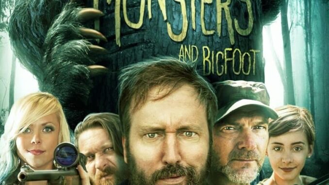 Download Interviewing Monsters and Bigfoot (2019) Full Movie Free