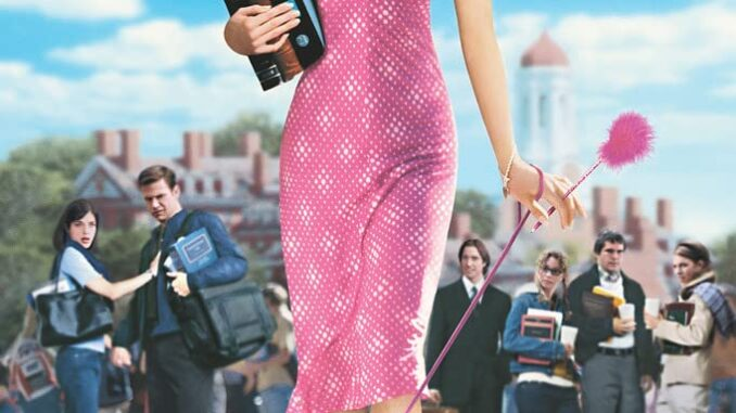 Download Legally Blonde (2001) Full Movie Free