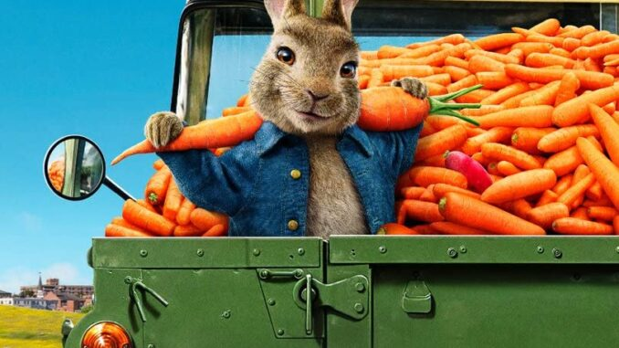 Download Peter Rabbit 2: The Runaway (2021) Full Movie Free