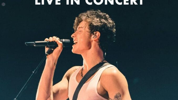 Download Shawn Mendes: Live in Concert (2020) Full Movie Free