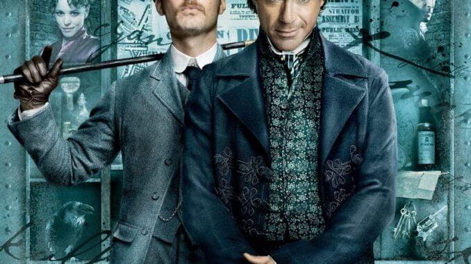 Download Sherlock Holmes (2009) Full Movie Free