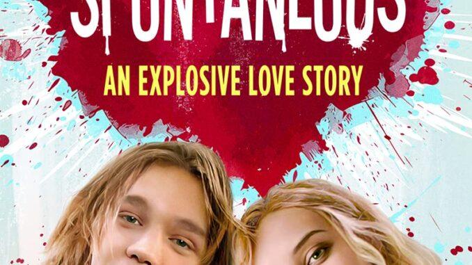 Download Spontaneous (2020) Full Movie Free