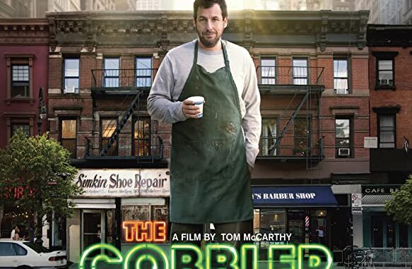 Download The Cobbler (2014) Full Movie Free