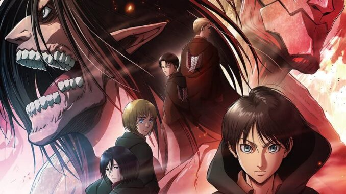 Attack on Titan: Chronicle (2020) Full Movie Download