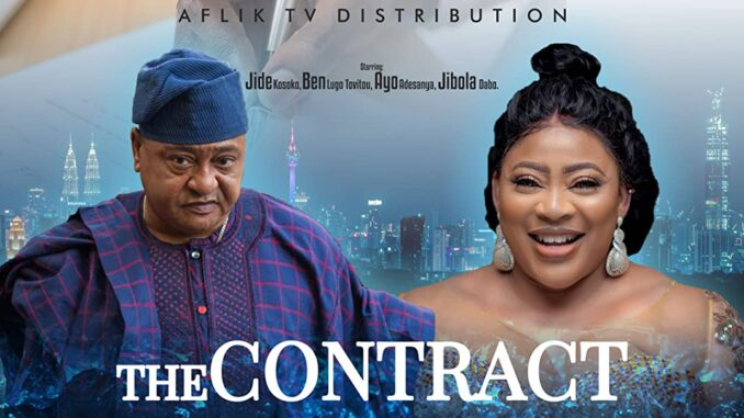 My contract (2020) Full Movie Download