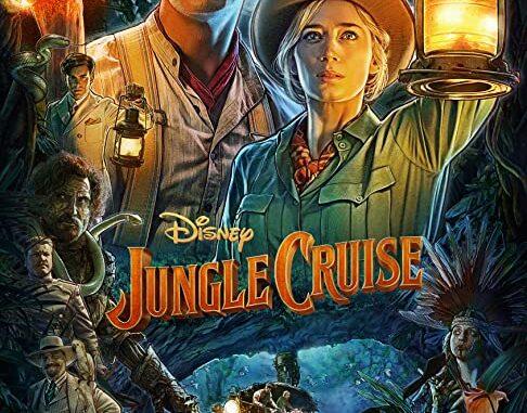 Jungle Cruise (2021) Full Movie Download