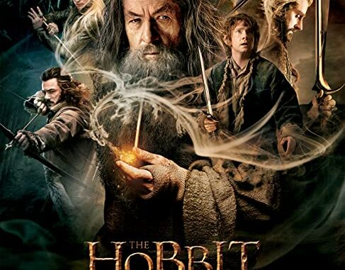 The Hobbit: The Desolation of Smaug (2013) Full Movie Download